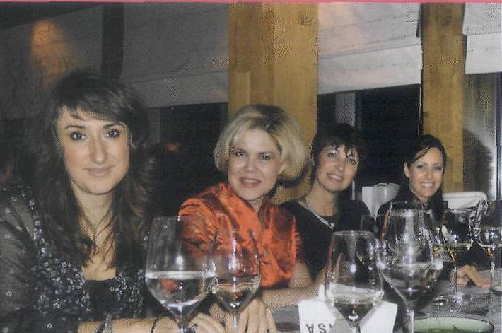 Дамски бизнес вечери