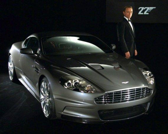 Джеймс Бонд, Агент 007