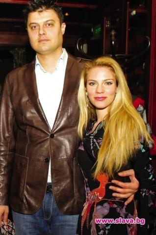 Николай и Евгения Барекови