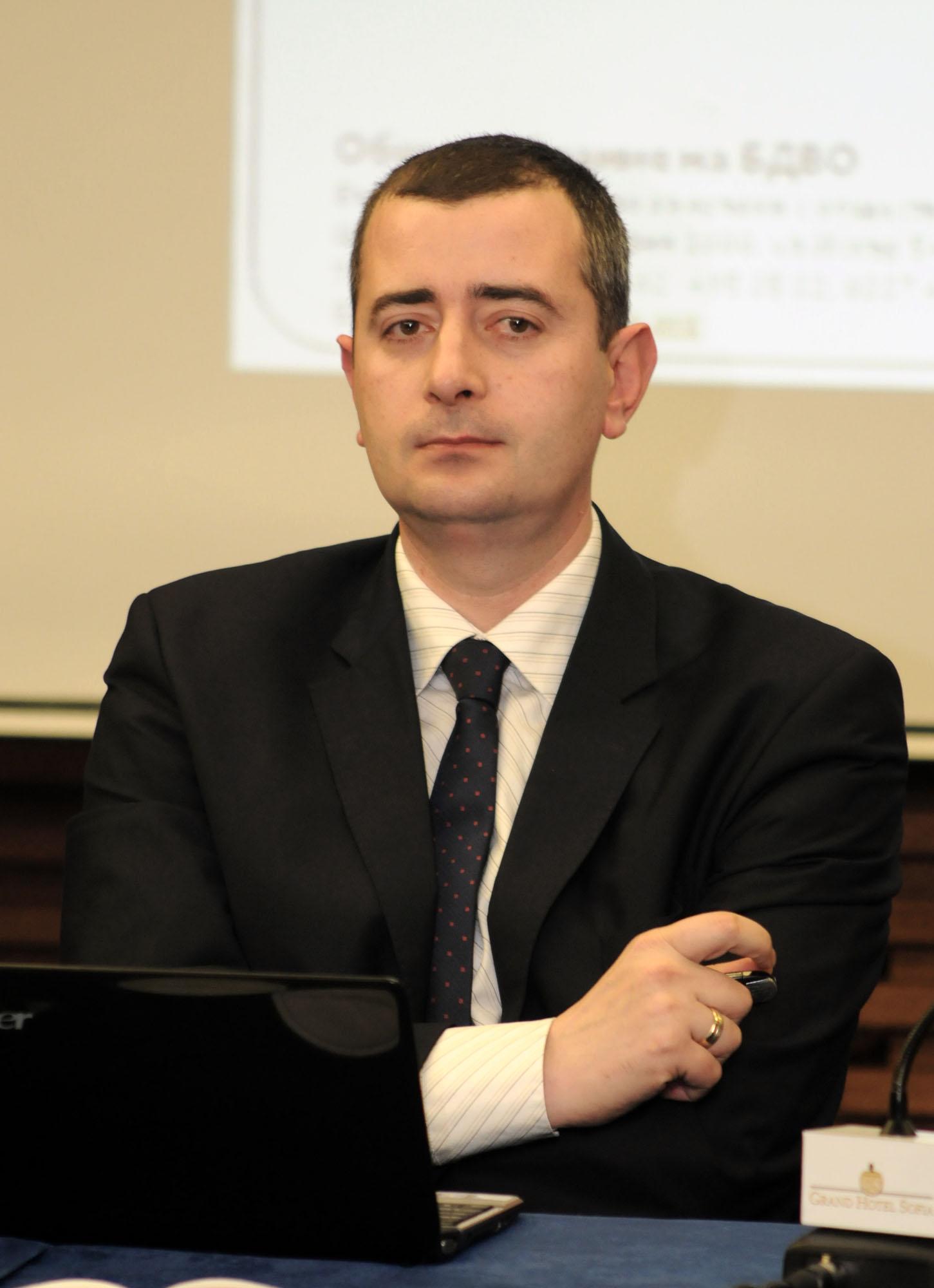Стоян Стоянов, председател на БДВО